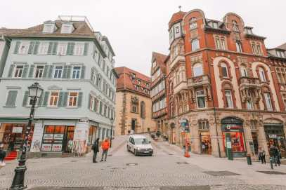 The Colourful Ancient City Of Tubingen, Germany (54)