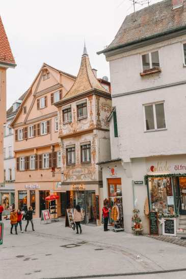 The Colourful Ancient City Of Tubingen, Germany (55)