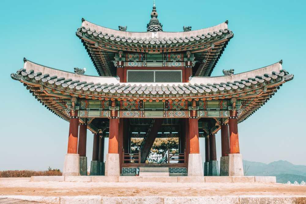 12 лучших мест в Южной Корее для посещения (2) Южная Корея