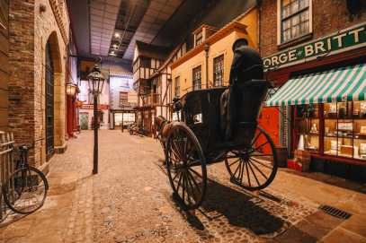 Taking A Step Back Into The Past In York, England (39)