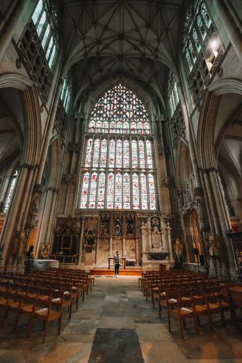 Finding The Very Best View In York At York Minster (19)