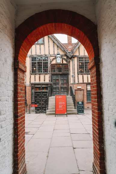 Here's A Surprising Spot For Afternoon Tea In York (27)
