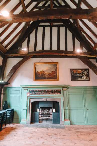 Here's A Surprising Spot For Afternoon Tea In York (37)