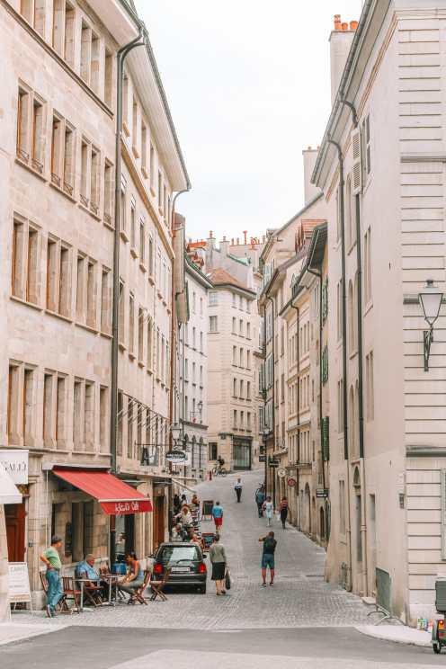 The Beautiful Old Town Of Geneva, Switzerland (6)