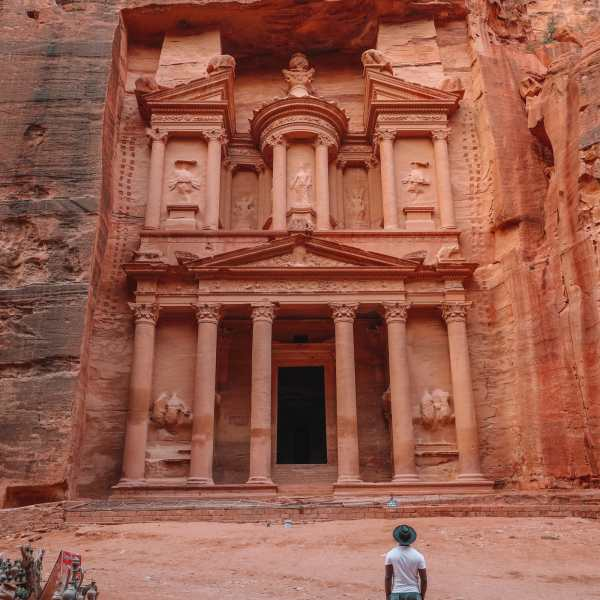 What Is It Like To Visit Petra In Jordan For The First Time? (10)