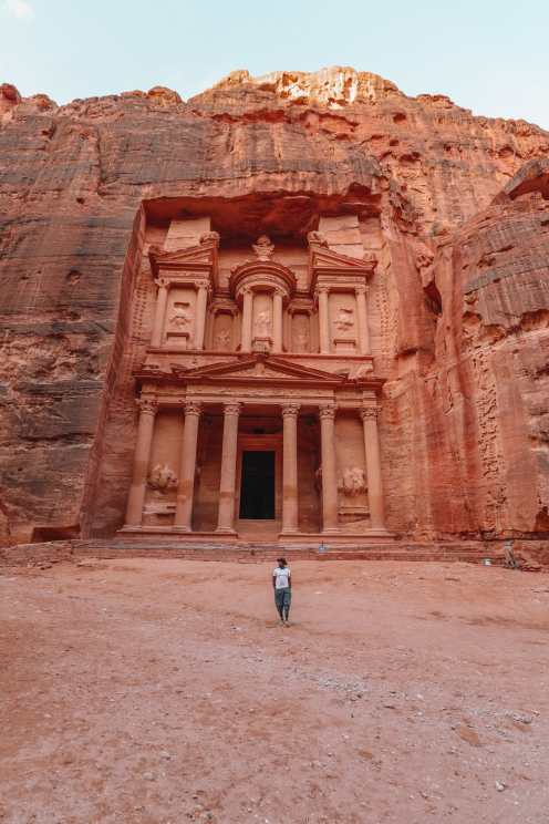 What Is It Like To Visit Petra In Jordan For The First Time? (13)