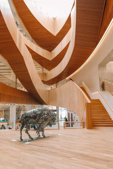 Finding Calgary's Architectural Masterpieces - Studio Bell And The Central Library (38)
