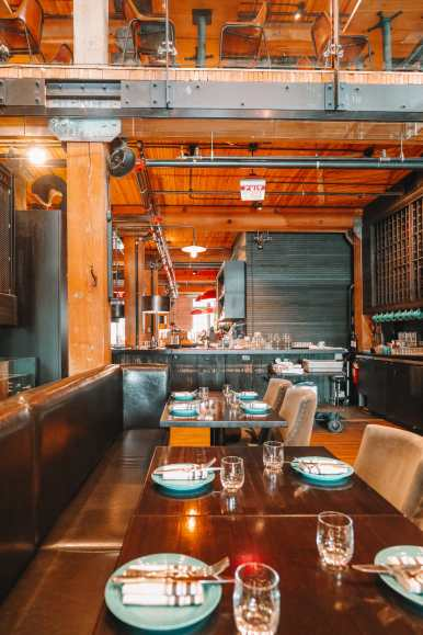 Finding The Best View In Calgary + Where To Eat For Lunch And Dinner (2)