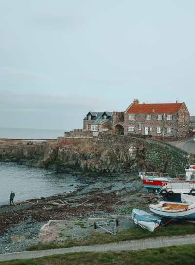 Exploring The Beautiful County of Northumberland, England (8)