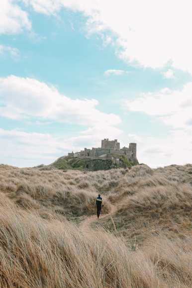Visiting The Beautiful Bamburgh Castle & Farne Islands, England (55)