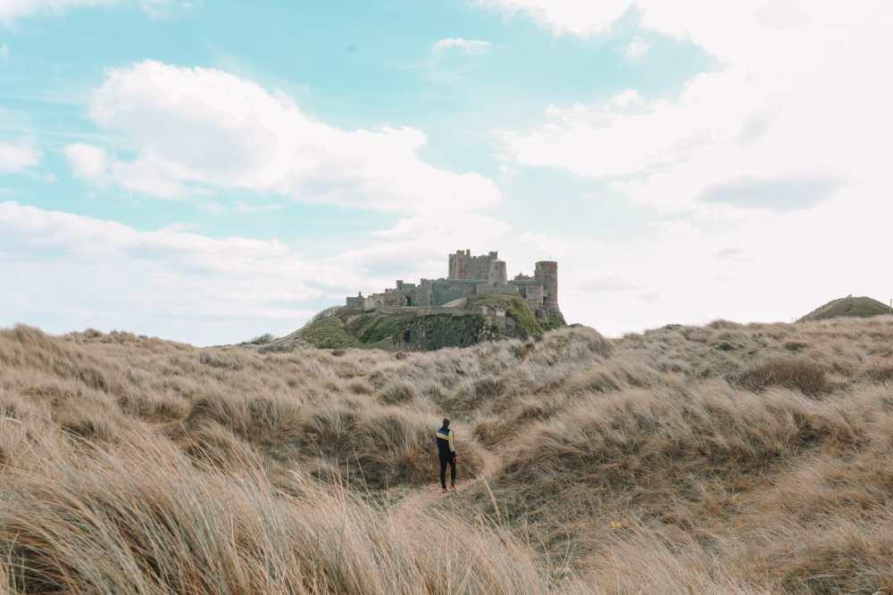 Visiting The Beautiful Bamburgh Castle & Farne Islands, England (54)