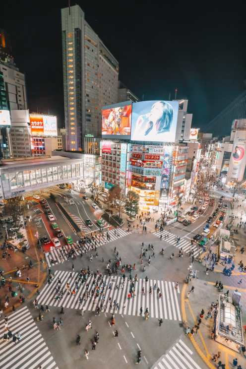 Photos And Postcards From Tokyo, Japan (3)
