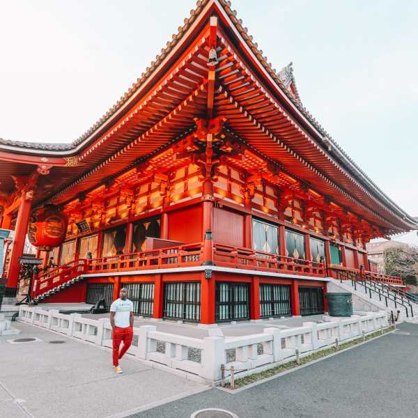 Photos And Postcards From Tokyo, Japan (13)
