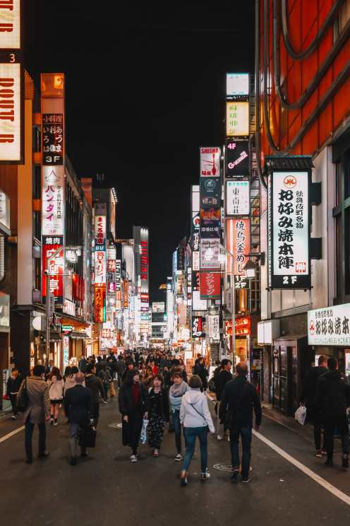 Photos And Postcards From Tokyo, Japan (21)