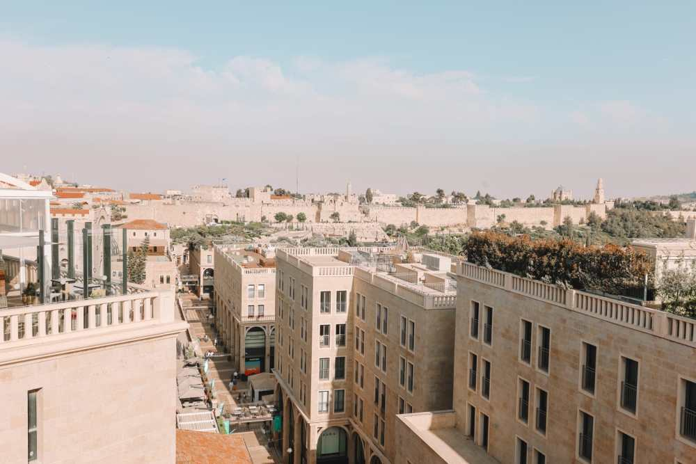 An Introduction To The Ancient City Of Jerusalem (6)