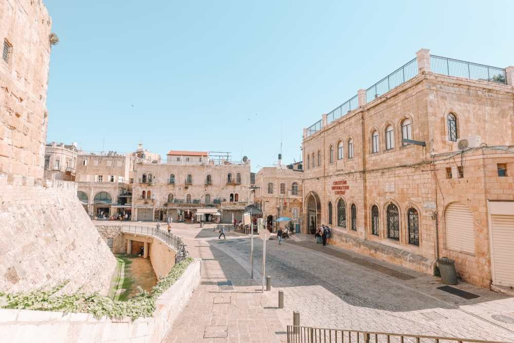 An Introduction To The Ancient City Of Jerusalem (27)