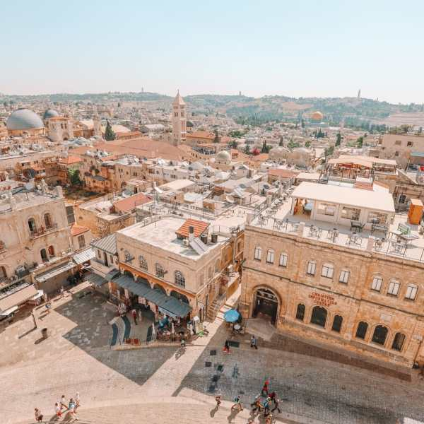 An Introduction To The Ancient City Of Jerusalem (31)