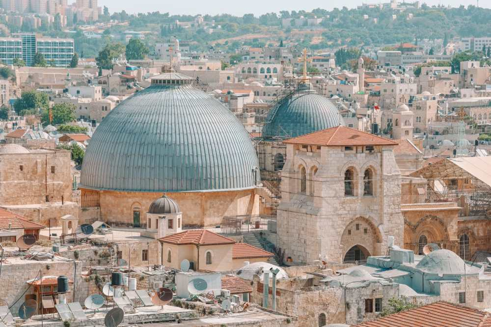An Introduction To The Ancient City Of Jerusalem (36)