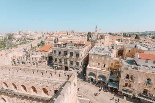 An Introduction To The Ancient City Of Jerusalem (38)