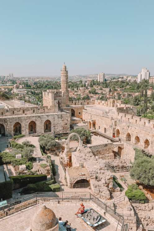 An Introduction To The Ancient City Of Jerusalem (39)