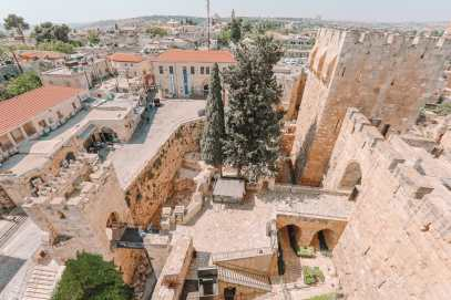 An Introduction To The Ancient City Of Jerusalem (41)