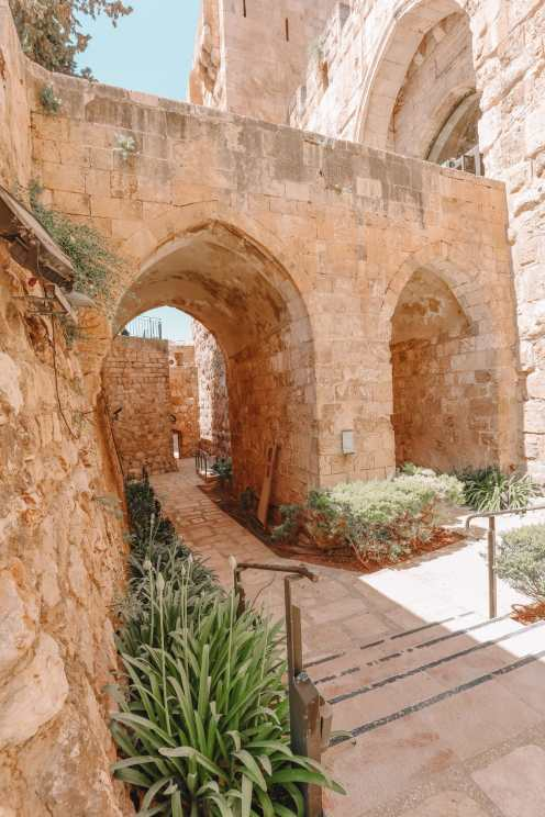 An Introduction To The Ancient City Of Jerusalem (47)