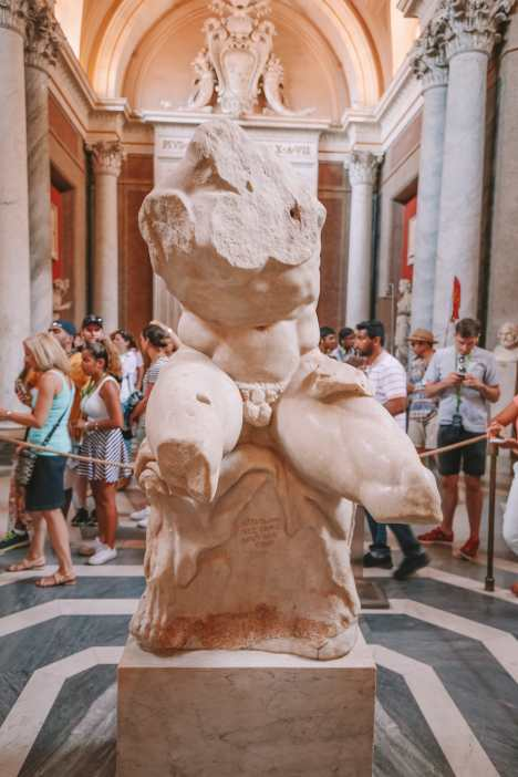 Exploring Vatican City And The Sistine Chapel, Rome (15)
