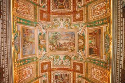 Exploring Vatican City And The Sistine Chapel, Rome (27)