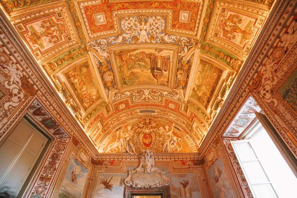 Exploring Vatican City And The Sistine Chapel, Rome (29)