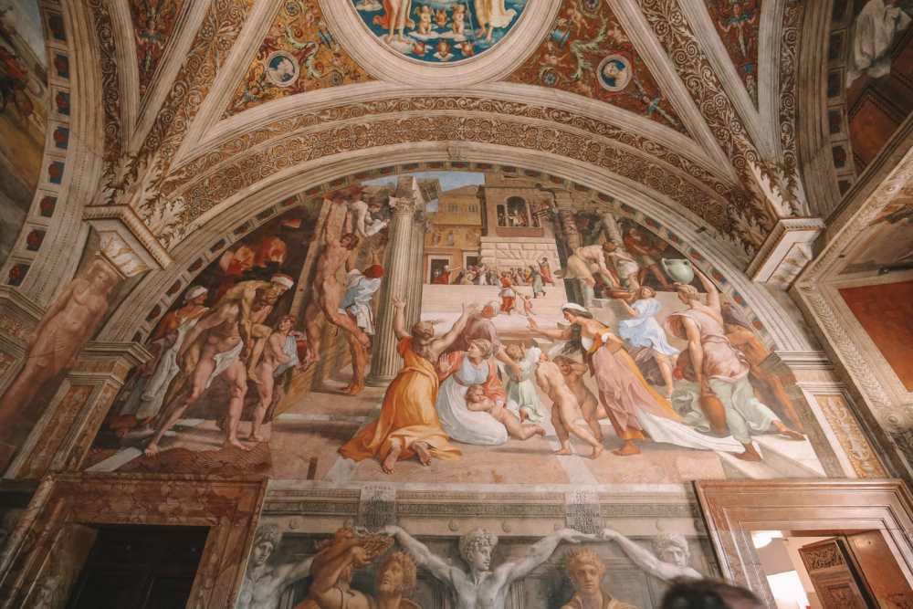 Exploring Vatican City And The Sistine Chapel, Rome (36)