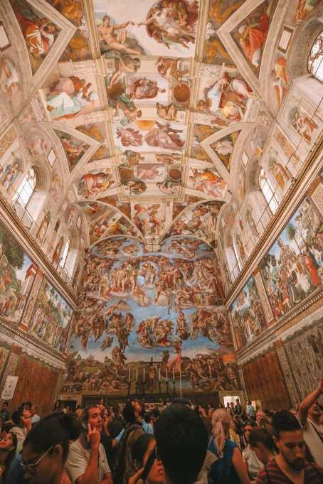 Exploring Vatican City And The Sistine Chapel, Rome (39)