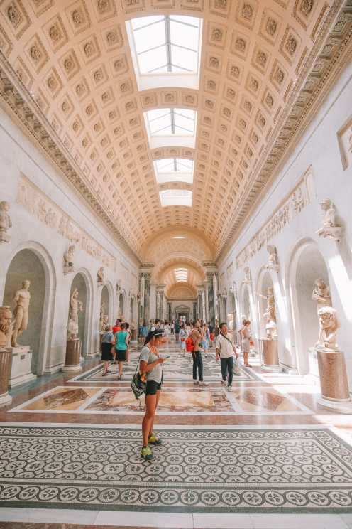 Exploring Vatican City And The Sistine Chapel, Rome (45)