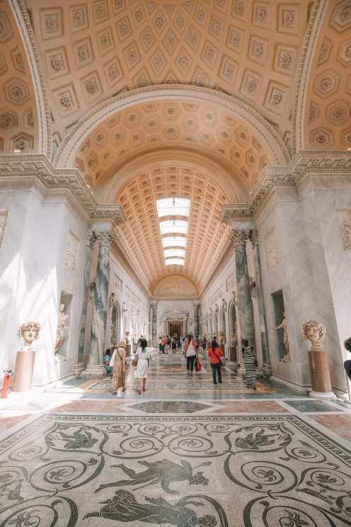Exploring Vatican City And The Sistine Chapel, Rome (47)