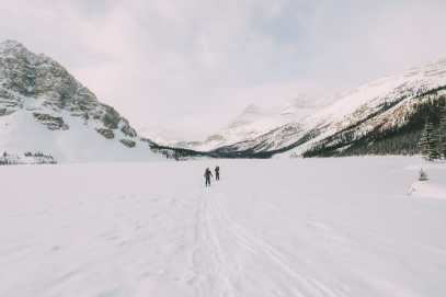 Driving Canada's Epic Icefields Parkway And Finding The Frozen Bubbles Of Abraham Lake (11)