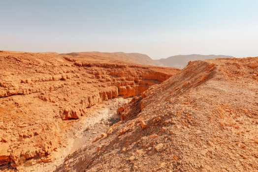 24 Hours In Makhtesh Ramon Crater, In The Negev Desert (3)