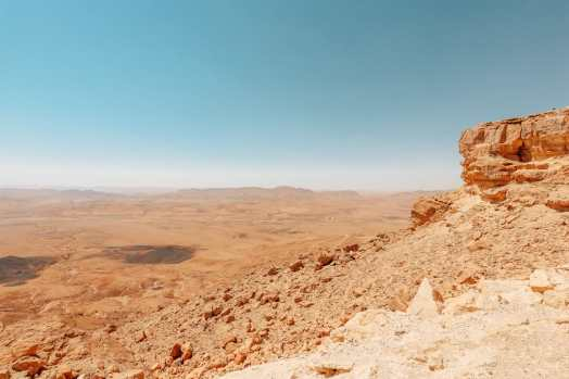 24 Hours In Makhtesh Ramon Crater, In The Negev Desert (4)