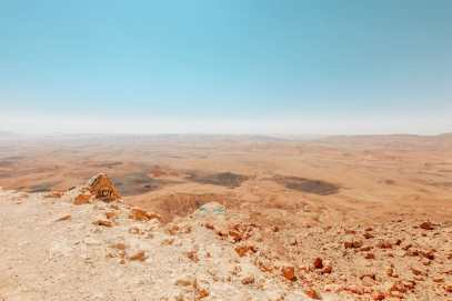 24 Hours In Makhtesh Ramon Crater, In The Negev Desert (5)
