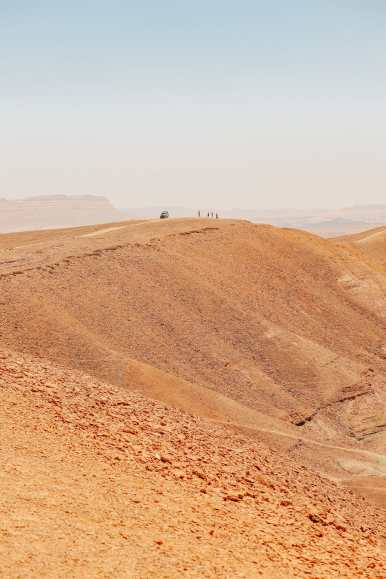 24 Hours In Makhtesh Ramon Crater, In The Negev Desert (14)
