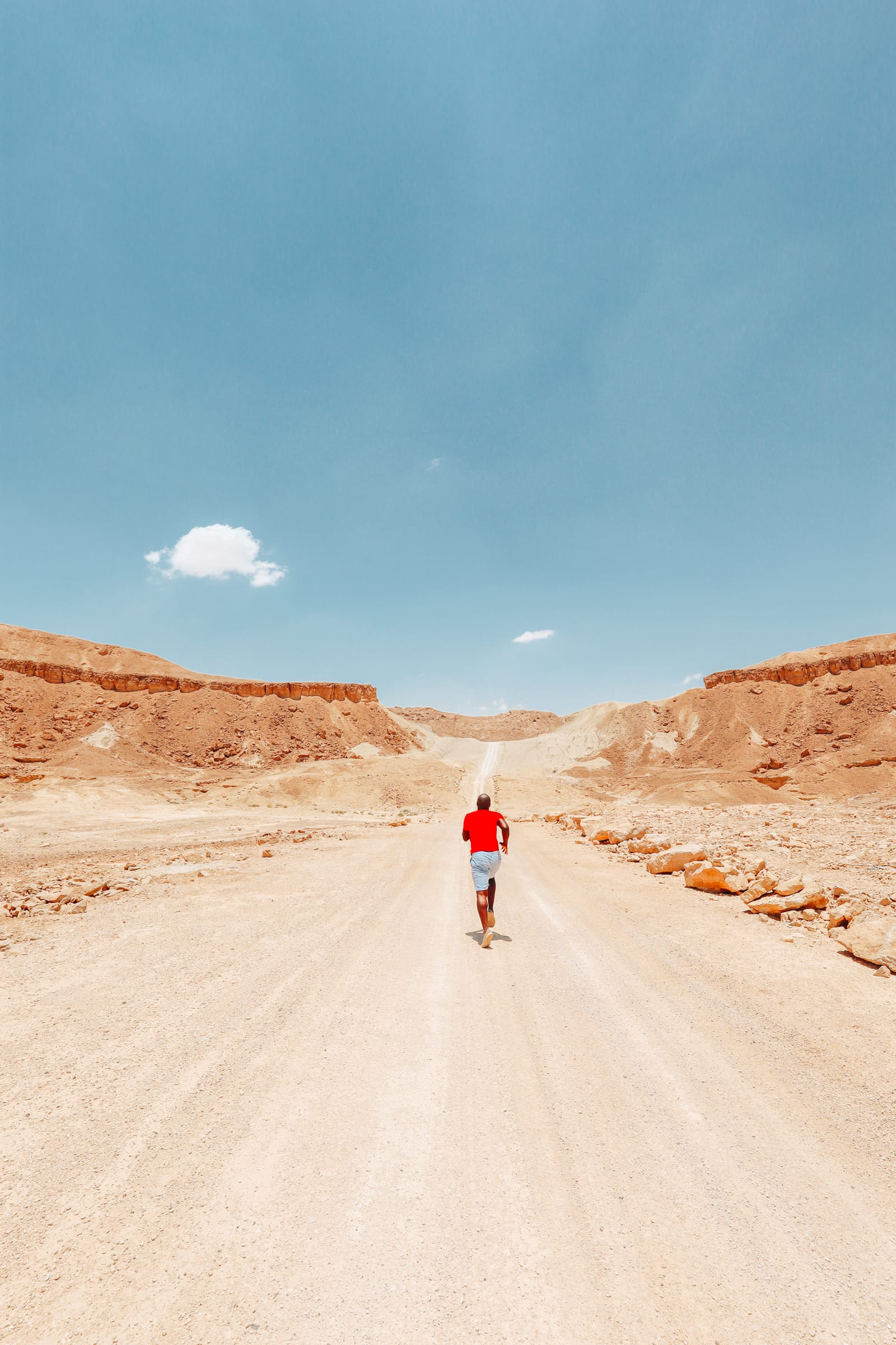 24 Hours In Makhtesh Ramon Crater, In The Negev Desert (24)