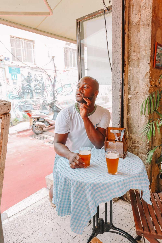 First Day In Tel Aviv, Israel (29)