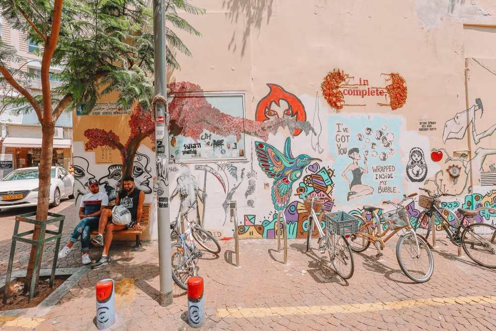 First Day In Tel Aviv, Israel (37)