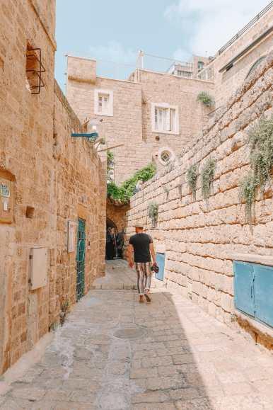 First Day In Tel Aviv, Israel (47)