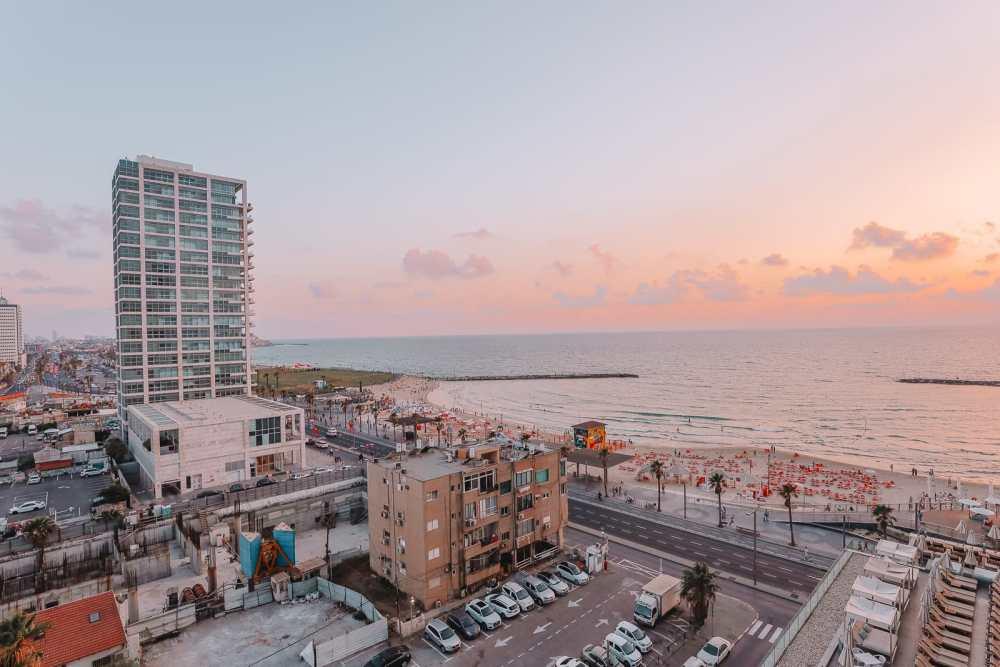 First Day In Tel Aviv, Israel (65)