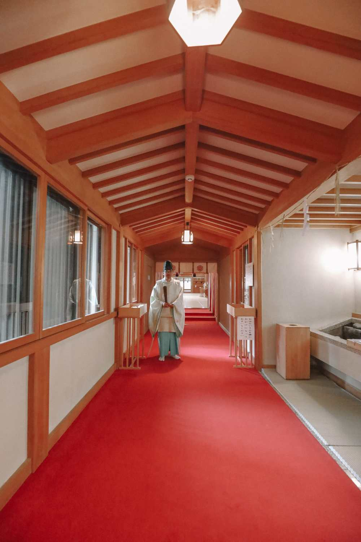 A Misogi Purification Ritual And Temples In Hakusan City - Japan (47)