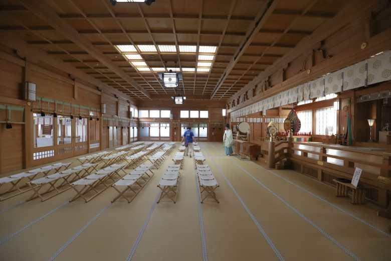 A Misogi Purification Ritual And Temples In Hakusan City - Japan (46)