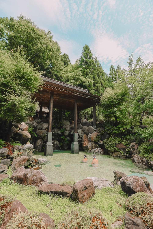 A Misogi Purification Ritual And Temples In Hakusan City - Japan (41)
