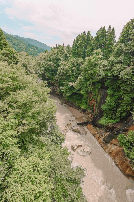 A Misogi Purification Ritual And Temples In Hakusan City - Japan (35)