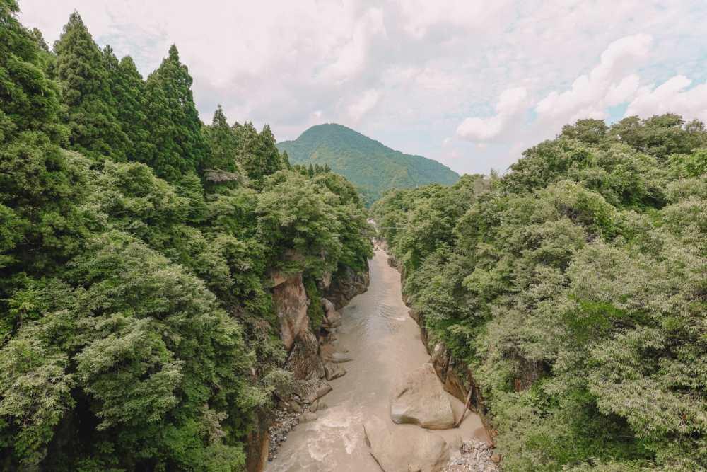 A Misogi Purification Ritual And Temples In Hakusan City - Japan (34)