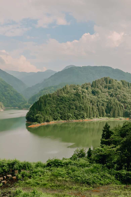 A Misogi Purification Ritual And Temples In Hakusan City - Japan (15)
