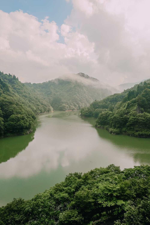A Misogi Purification Ritual And Temples In Hakusan City - Japan (14)